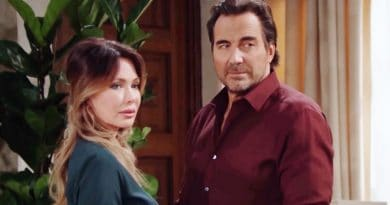 Bold and the Beautiful Spoilers: Taylor Hayes (Hunter Tylo) - Ridge Forrester (Thorsten Kaye)