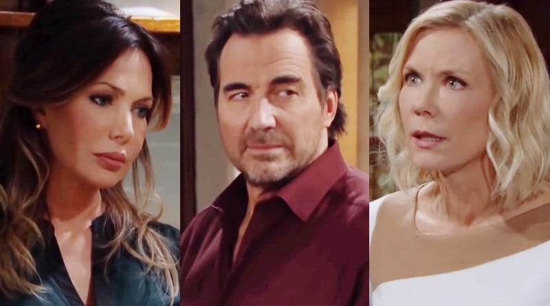 Bold and the Beautiful Spoilers: Taylor Hayes (Hunter Tylo) - Ridge Forrester (Thorsten Kaye) - Brooke Logan (Katherine Kelly Lang)