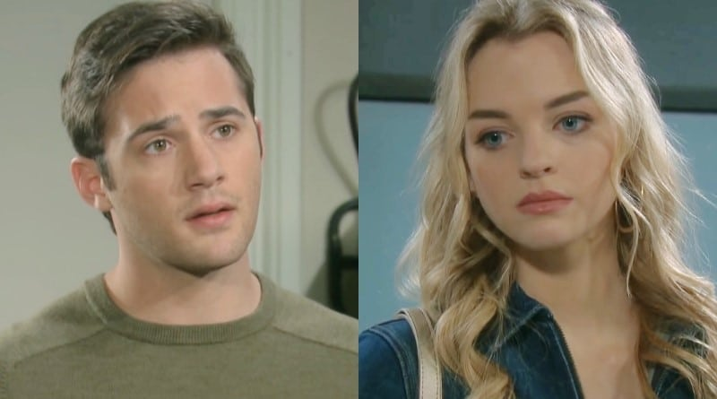 Days of Our Lives Spoilers: JJ Deveraux (Casey Moss) - Claire Brady (Olivia Rose Keegan)