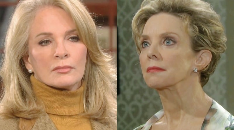 Days of Our Lives Spoilers: Marlena Evans (Deidre Hall) - Diana Cooper (Judith Chapman)