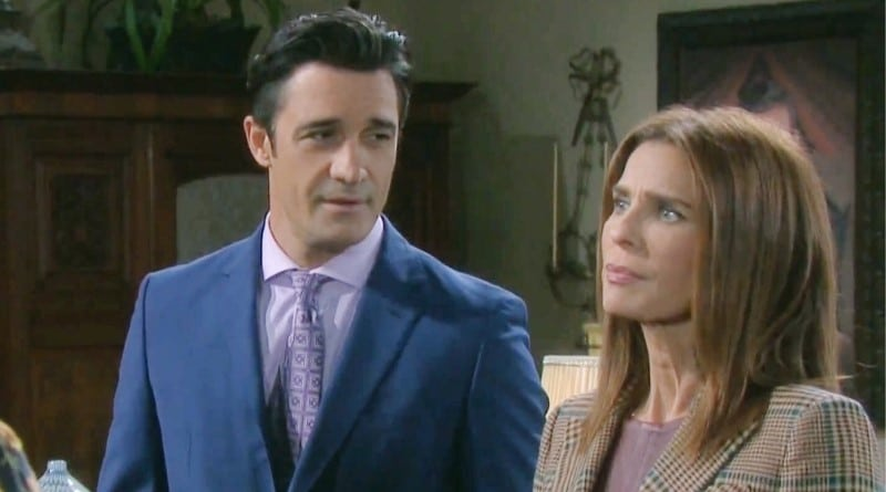 Days of Our Lives Spoilers: Ted Laurent (Gilles Marini) - Hope Brady (Kristian Alfonso)