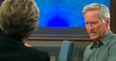 Days of Our Lives Spoilers: John Black (Drake Hogestyn) - Diana Cooper (Judith Chapman)