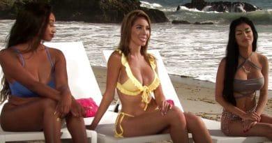 Ex On The Beach Spoilers: Nicole Ramos - Farrah Abraham - Janelle Shanks