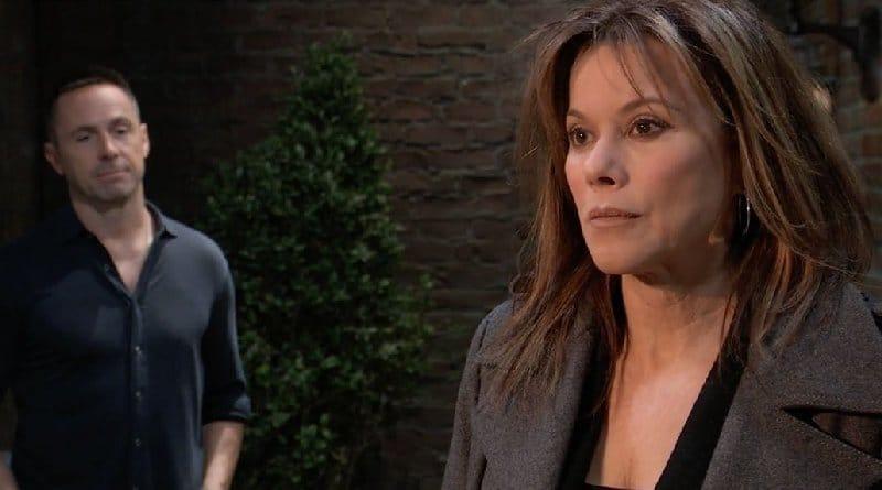 General Hospital Spoilers: Alexis Davis (Nancy Lee Grahn) - Julian Jerome (William deVry)