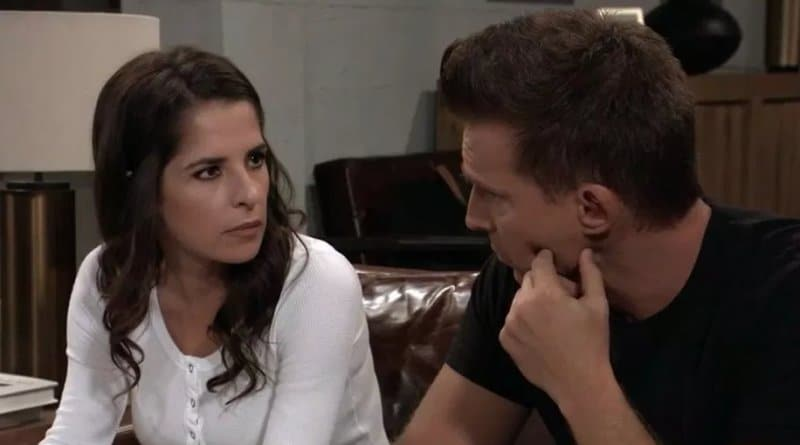 General Hospital Spoilers: Sam McCall (Kelly Monaco) - Jason Morgan (Steve Burton)