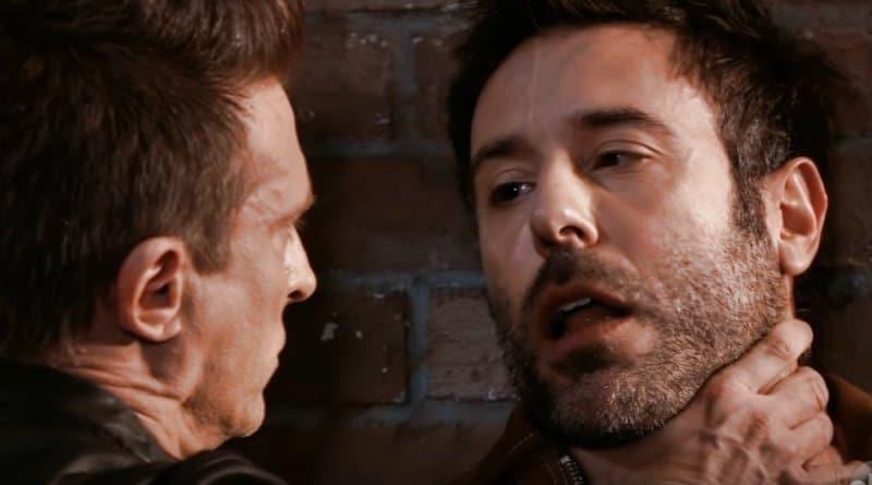 General Hospital Spoilers: Jason Morgan (Steve Burton) Shiloh Archer (Coby Ryan McLaughlin)