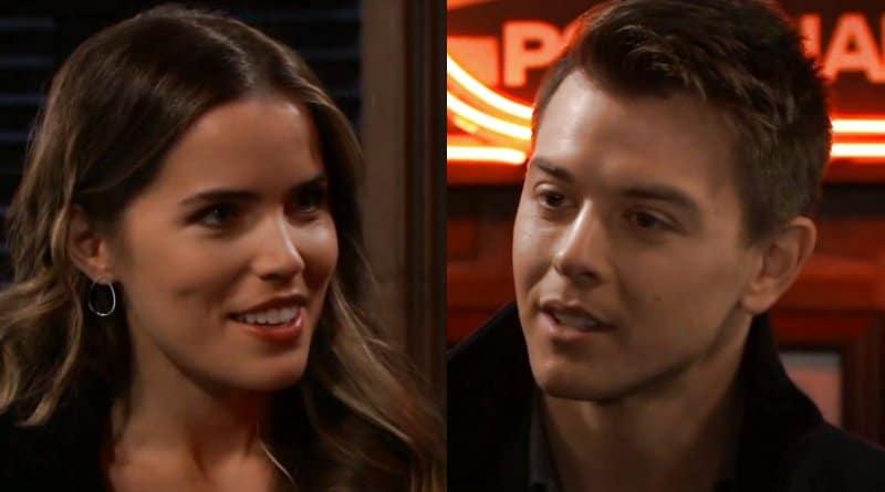 General Hospital Spoilers: Michael Corinthos (Chad Duell) - Sasha Gilmore (Sofia Mattsson) - Valentin Cassadine (James Patrick Stuart)