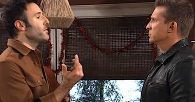 General Hospital Spoilers: Shiloh Archer (Coby Ryan McLaughlin) - Jason Morgan (Steve Burton)