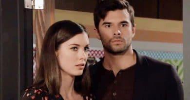 General Hospital Spoilers: Willow Tait (Katelyn MacMullen) - Harrison Chase (Josh Swickard)