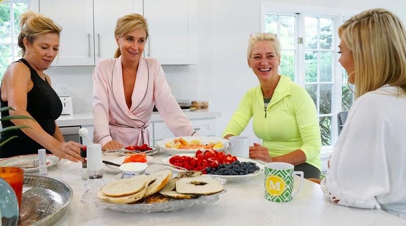 Real Housewives of New York City Recap: Ramona Singer - Sonja Morgan - Dorinda Medley - Tinsley Mortimer