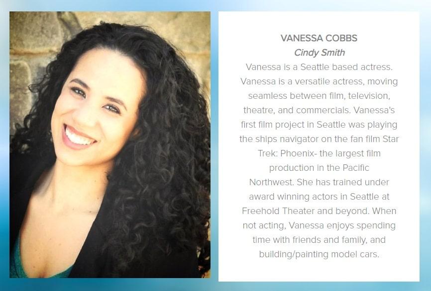 Seeking Sister Wife - Vanessa Cobbs