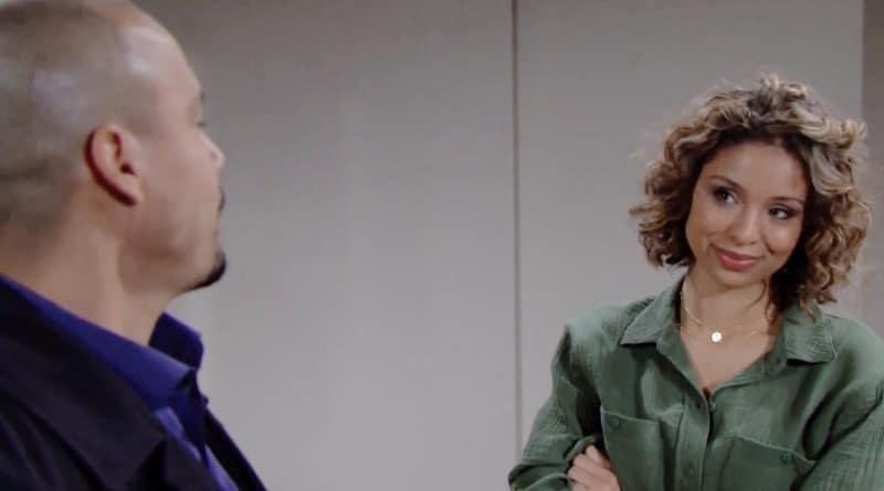 Young and the Restless Spoilers: Devon Hamilton (Bryton James) - Elena Dawson (Brytni Sarpy)