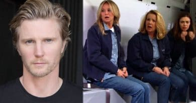 Young and the Restless Spoilers: JT Hellstrom (Thad Luckinbill) - Nikki Newman (Melody Thomas Scott) - Victoria Newman )(Amelia Heinle) - Sharon Newman (Sharon Case)
