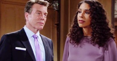 Young and the Restless Spoilers: Jack Abbott (Peter Bergman) - Kerry Johnson (Alice Hunter)