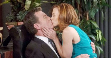 Young and the Restless Spoilers: Jack Abbott (Peter Bergman) - Phyllis Abbott (Gina Tognoni)