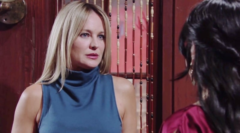 Young and the Restless Spoilers: Sharon Newman (Sharon Case) - Mia Rosales (Noemi Gonzalez)