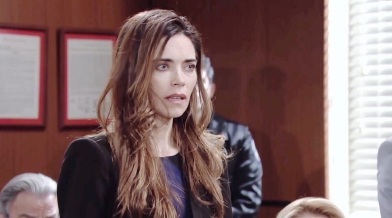 Young and the Restless Spoilers: Victoria Newman (Amelia Heinle)