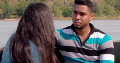 90 Day Fiance: Happily Ever After Spoilers - Pedro Jimeno - Chantel Everett