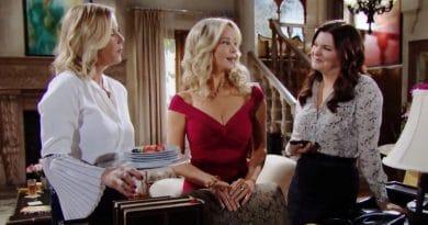 Bold and the Beautiful Spoilers: Brooke Logan (Katherine Kelly Lang) - Donna Logan (Jennifer Gareis) - Katie Logan (Heather Tom)