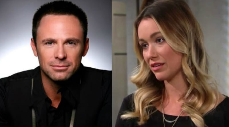 Bold and the Beautiful Spoilers: Storm Logan (William deVry) - Flo Fulton (Katrina Bowden)