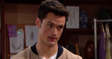 Bold and the Beautiful Spoilers: Thomas Forrester (Matthew At