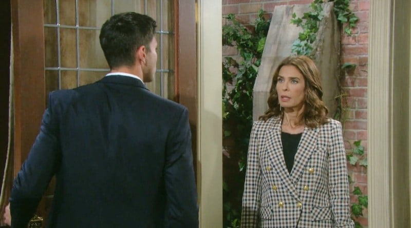 Days of Our Lives Spoilers: Ben Weston (Robert Scott Wilson) - Hope Brady (Kristian Alfonso)