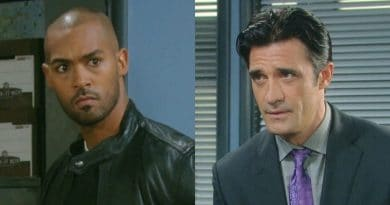 Days of Our Lives Spoilers: Eli Grant (Lamon Archey) - Ted Laurent (Gilles Marini)