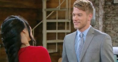 Days of Our Lives Spoilers: Haley Chen (Thia Megia) - Tripp Dalton (Lucas Adams)