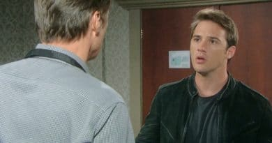 Days of Our Lives Spoilers: Jack Deveraux (Matthew Ashford) - JJ Deveraux (Casey Moss)