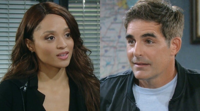 Days of Our Lives Spoilers: Lani Price (Sal Stowers) - Rafe Hernandez (Galen Gering)