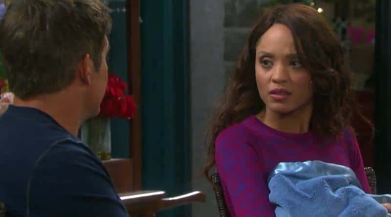 Days Of Our Lives Spoilers Rafe Hernandez (Galen Gering) - Lani Price (Sal Stowers)