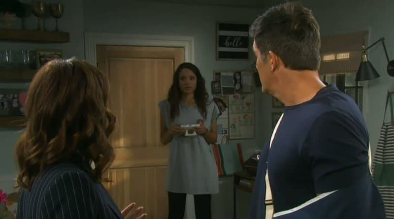 Days of Our Lives Spoilers: Rafe Hernandez (Galen Gering) - Lani Price (Sal Stowers) - Hope Brady (Kristian Alfonso)