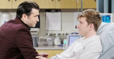 Days of Our Lives Spoilers: Sonny Kiriakis (Freddie Smith) - Will Horton (Chandler Massey)