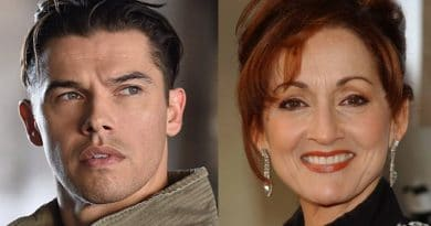 Days of Our Lives Spoilers: Xander Cook (Paul Telfer) - Vivian Alamain (Robin Strasser)