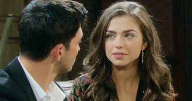 Days of Our Lives Spoilers: Ben Weston (Robert Scott Wilson) - Ciara Brady (Victoria Konefal)