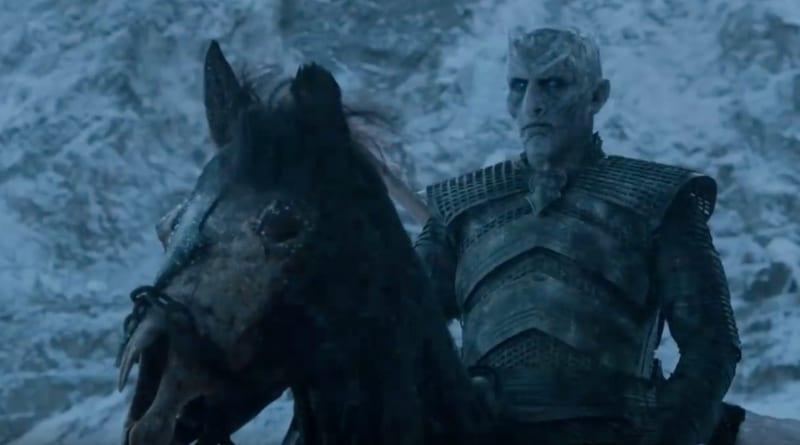 Game of Thrones: Night King - Richard Brake