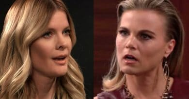 General Hospital: Nina Reeves (Michelle Stafford) - Young and the Restless - Phyllis Abbott (Gina Tognoni)