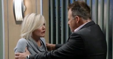 General Hospital Spoilers: Ava Jerome (Maura West) - Scott Baldwin (Kin Shriner)