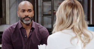 General Hospital Spoilers: Curtis Ashford (Donnell Turner) - Nina Reeves (Michelle Stafford)
