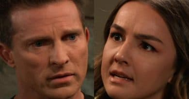 General Hospital Spoilers: Jason Morgan (Steve Burton) - Kristina Corinthos (Lexi Ainsworth)