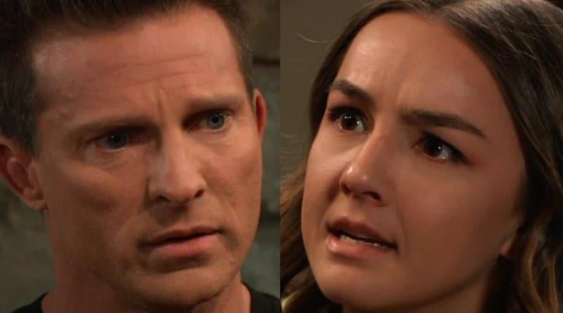 General Hospital Spoilers: Jason Morgan (Steve Burton) - Kristina Corinthos (Lexi Ainsworth)