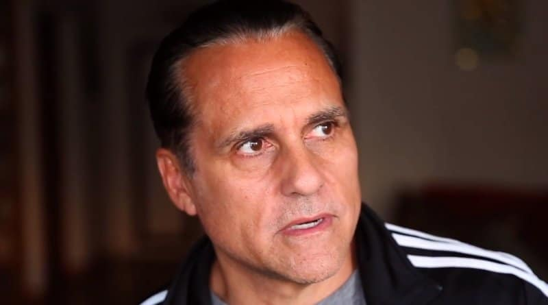 General Hospital: Maurice Benard