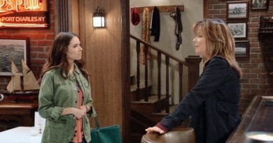 General Hospital Spoilers: Molly Lansing (Haley Pullos) - Alexis Davis (Nancy Lee Grahn)