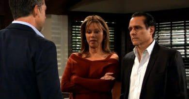General Hospital Spoilers: Neil Byrne (Joe Flanigan) Alexis Davis (Nancy Lee Grahn) -Sonny Corinthos (Maurice Benard)
