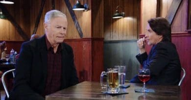 General Hospital Spoilers: Robert Scorpio (Tristan Rogers) - Hamilton Finn (Michael Easton)