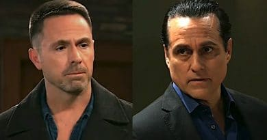 General Hospital Spoilers: Sonny Corinthos (Maurice Benard) - Julian Jerome (William deVry)