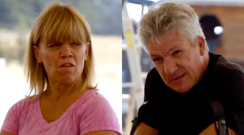 Little People Big World Spoilers: Amy Roloff - Matt Roloff
