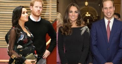 Meghan Markle - Prince Harry - Kate Middleton - Prince William