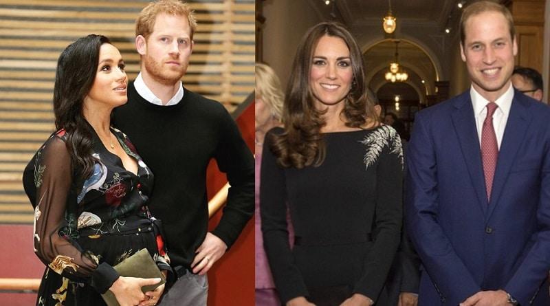 Meghan Markle - Prince Harry - Kate Middleton - Prince William