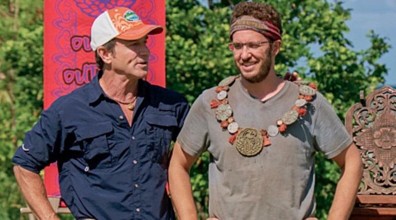 Survivor Spoilers: Jeff Probst - Rick Devens